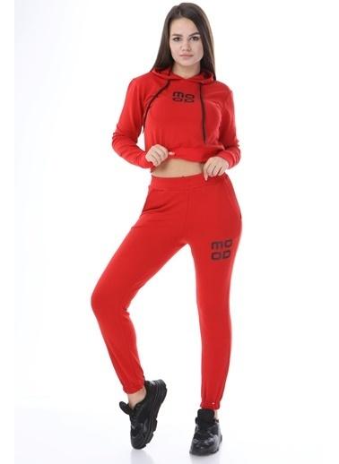 Rodi Jeans Eşofman Takım Kırmızı
